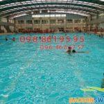 Tổng hợp bể bơi có giá vé dưới 120.000/lượt tại Hà Nội hè 2018