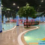 Những bể bơi view đẹp ở Hà Nội hè 2018