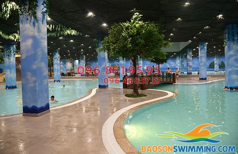 Bể bơi Time City, số 458 Minh Khai, Hà Nội