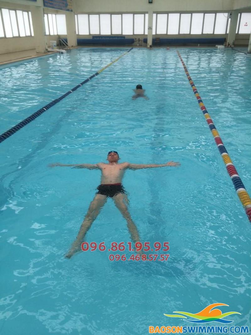 Bể bơi số 6 Tôn Thất Thuyết