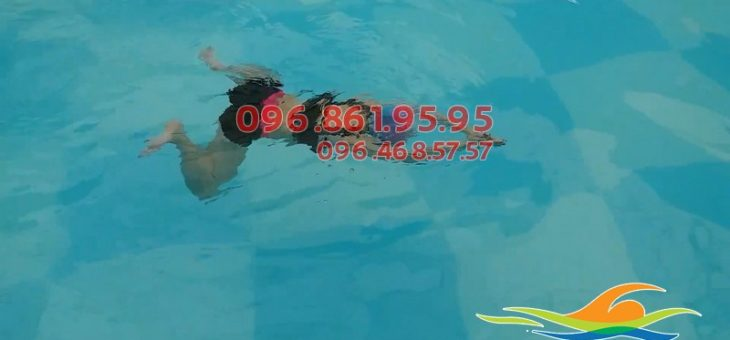 Địa chỉ dạy bơi giá rẻ tại Hà Nội
