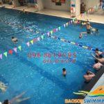Cần tìm các lớp học bơi khu vực Cầu Giấy?