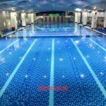Học bơi tại ở bể bơi bốn mùa Thanh Xuân