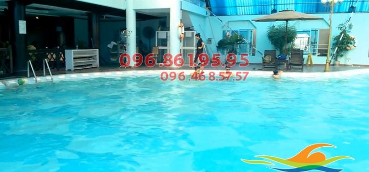 Bể bơi khách sạn Bảo Sơn giờ mở cửa, số điện thoại, giá vé 2021