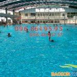 Bể bơi Tăng Bạt Hổ Hà Nội giá vé, giờ mở cửa