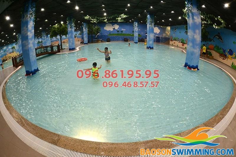 Bể bơi Times City