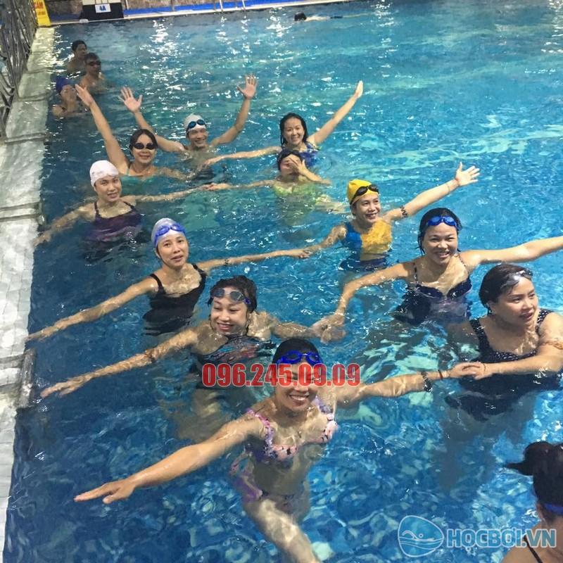 Học bơi tại quận Thanh Xuân