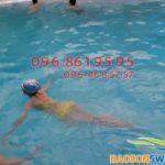 Dạy bơi Hà Nội 2018 – Địa chỉ dạy bơi chuyên nghiệp, giá rẻ cho trẻ em