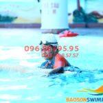 Học bơi Bảo Sơn 2018 – Thông tin lớp dạy học bơi cho người lớn