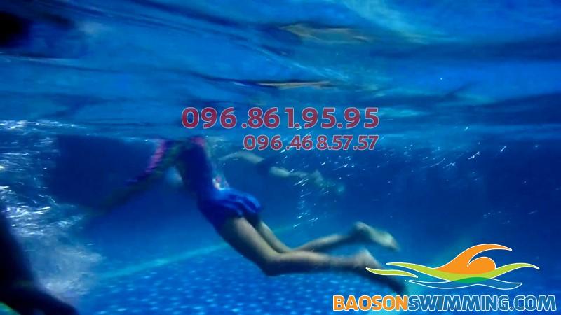 Bể bơi Hapulico - Một trong những địa điểm học bơi trẻ em tốt nhất Hà Nội