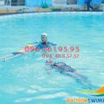 Học bơi khách sạn Bảo Sơn 2018 – Học bơi cấp tốc bao nhiêu 1 khóa?