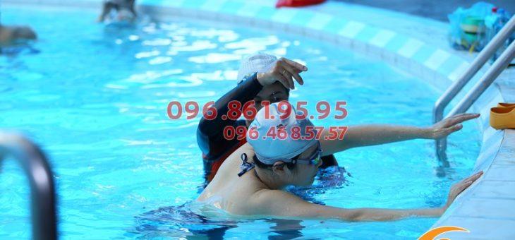 Học bơi khách sạn Bảo Sơn 2021: thông tin các lớp học bơi, học phí