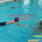 Lớp học bơi cho người lớn tốt nhất Hà Nội 2018