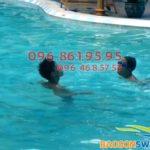 Ở đâu có lớp học bơi cho bé 5 tuổi tại Hà Nội?