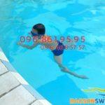 Lớp học bơi cho bé 5 tuổi tại Hà Nội 2018