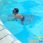 3 điều cần lưu ý khi cho bé học bơi ở Bảo Sơn hè 2018
