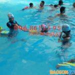 Học bơi ở Hà Nội 2019: Cho bé học bơi ở đâu giá rẻ, tốt nhất?