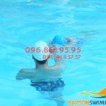 Trẻ 5 tuổi học bơi: 1 khóa học bơi bao nhiều tiền, học kèm riêng 2018