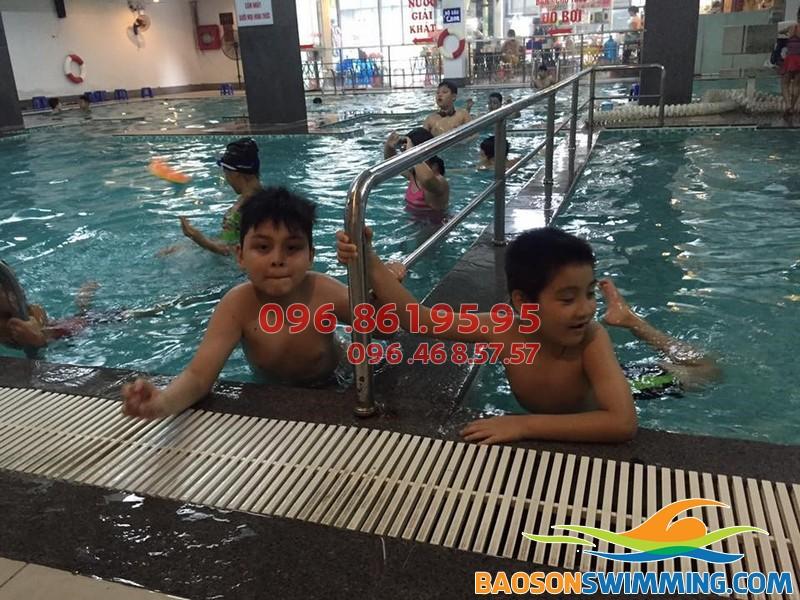 Bể bơi bốn mùa Thanh Xuân - Bể bơi ngã tư sở