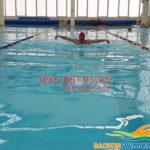 Top bể bơi ở Cầu Giấy Hà Nội là bể bơi VIP Hà Nội cho bé học bơi 2019