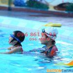 Các lớp học bơi tại Hà Nội cho người lớn, trẻ em tốt nhất hè 2018