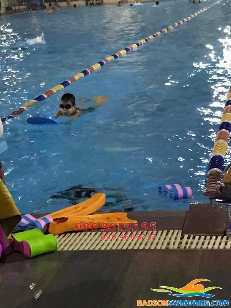 Học bơi 2019 - Lớp học bơi Tăng Bạt Hổ tốt nhất cho người lớn, trẻ em
