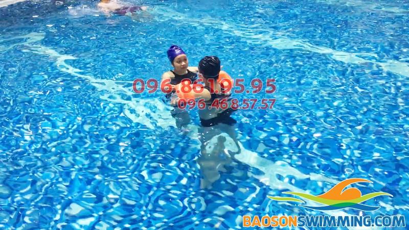 Bể bơi bốn mùa Thanh Xuân - bể bơi cao cấp Hapulico