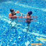 Những bể bơi sạch đẹp ở Hà Nội lý tưởng để học bơi