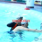 Học phí lớp học bơi cấp tốc kèm riêng cho người lớn ở bể Bảo Sơn 2018