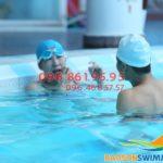 Các lớp học bơi khách sạn Bảo Sơn kèm riêng cho người lớn tốt nhất