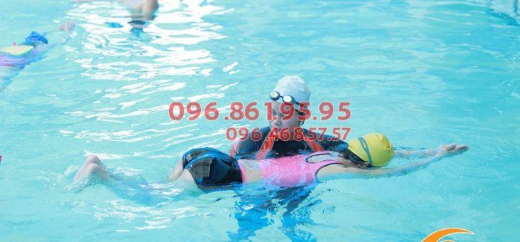 Các lớp học bơi nâng cao kèm riêng cho người lớn ở bể bơi Bảo Sơn