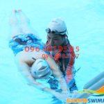 Các lớp học bơi cho người lớn ở bể bơi Bảo Sơn 2018