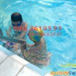 Bé 4 tuổi học bơi có tốt không? Lớp học bơi cho bé 4 tuổi ở Hà Nội