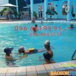 Học phí học bơi cho trẻ em 4, 5, 6 tuổi ở Hà Nội