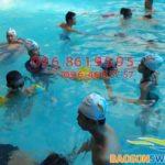 Lớp học bơi cho bé 4 tuổi ở Bảo Sơn 2018
