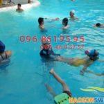 Giảm đến 20% học phí cho lớp học bơi trẻ em ở Bảo Sơn 2018