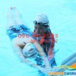Học phí học bơi khách sạn Bảo Sơn kèm riêng hè 2018 cho người lớn