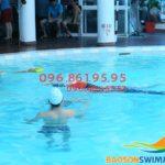 Dạy học bơi khách sạn Bảo Sơn chuyên nghiệp, cam kết bơi thành thạo