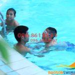 Lớp học bơi cho bé 4, 5 tuổi tốt nhất Hà Nội có GV dạy kèm riêng