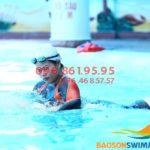 Học bơi hè 2018 – Học bơi bể bơi Bảo sơn bao nhiêu 1 khóa kèm riêng