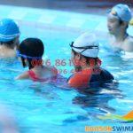 Thông tin lớp học bơi cho bé 6 tuổi kèm riêng ở bể bơi Bảo Sơn 2018