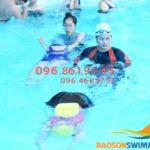 Combo học bơi cho mẹ và bé hoặc cho 2 bé giá rẻ tại Bảo Sơn