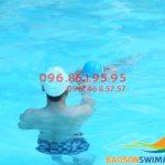 Giá học bơi tại Hà Nội bể bơi Bảo Sơn hè 2018