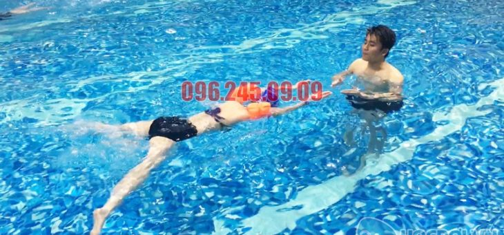 Lớp học bơi cơ bản cho người mới bắt đầu rẻ nhất Hà Nội 2020
