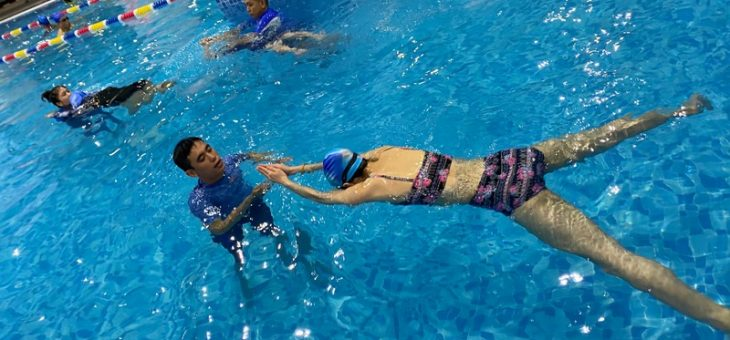 The Legend Pool – Địa điểm học bơi hấp dẫn nhất Thanh Xuân