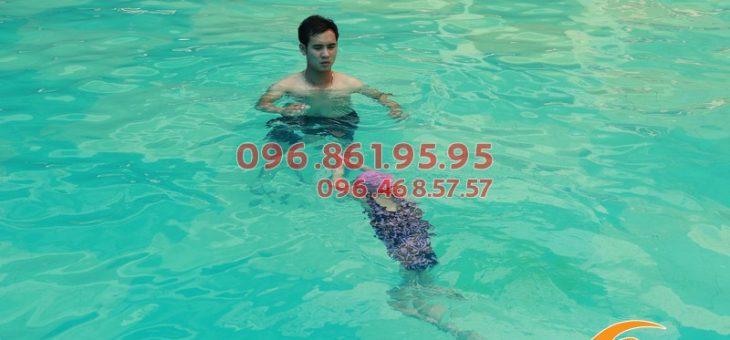 Các khóa học bơi cho trẻ em bể Bảo Sơn 2021